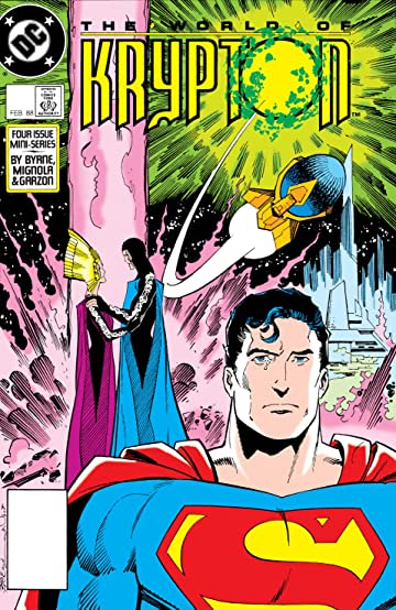 The World of Krypton (1987-1988) #4