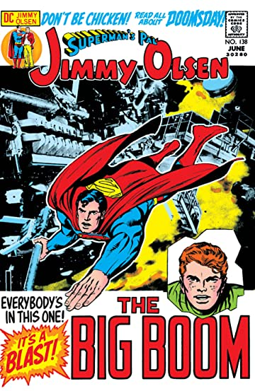 Superman's Pal, Jimmy Olsen (1954-1974) #138