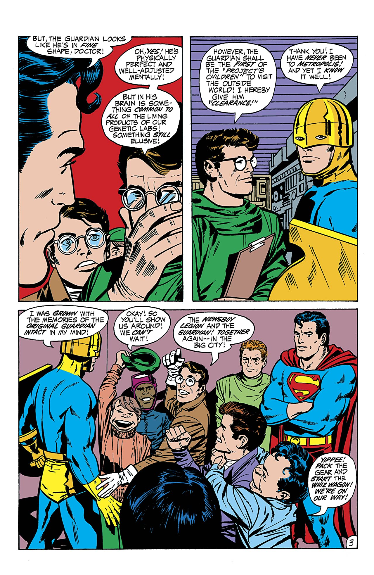 Superman's Pal, Jimmy Olsen (1954-1974) #139