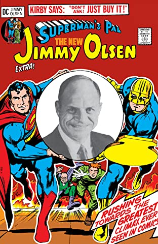 Superman's Pal, Jimmy Olsen (1954-1974) #141