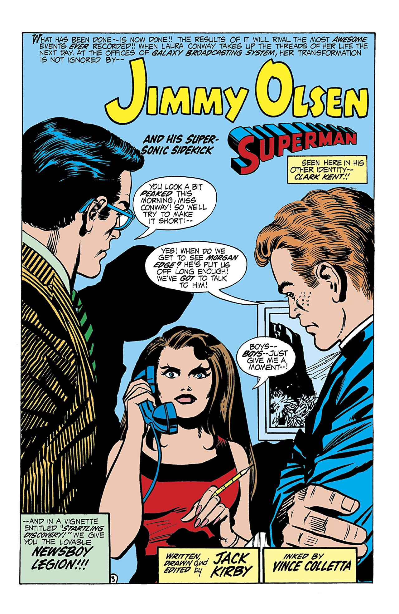 Superman's Pal, Jimmy Olsen (1954-1974) #142