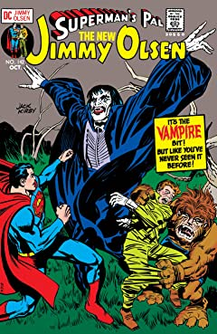 Superman's Pal, Jimmy Olsen (1954-1974) No.142
