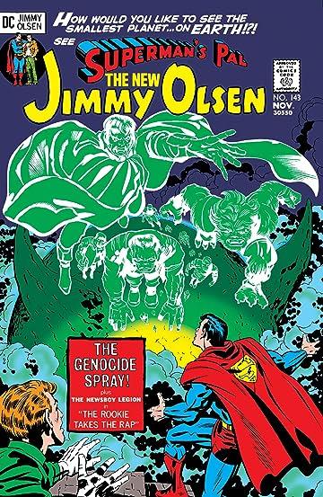 Superman's Pal, Jimmy Olsen (1954-1974) #143