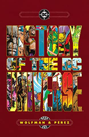 History of the DC Universe (1986) #1