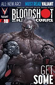 Bloodshot and H.A.R.D. Corps (2013- ) No.18: Digital Exclusives Edition