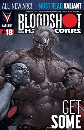 Bloodshot and H.A.R.D. Corps (2013- ) #18: Digital Exclusives Edition