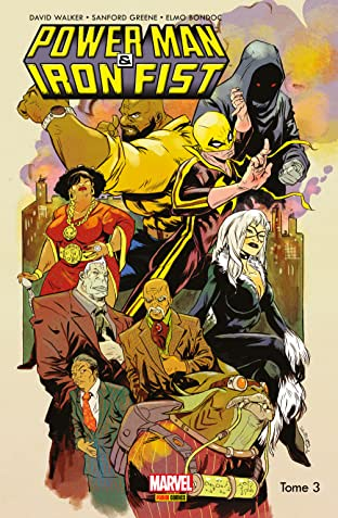 Power Man & Iron Fist Vol. 3: Magie de rue