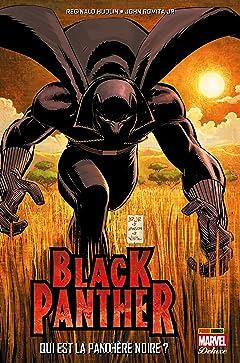 Black Panther Tome 1: Qui est la Panthère Noire ?