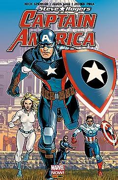 Captain America : Steve Rogers Tome 1: Heil Hydra
