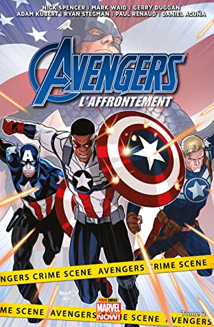 Avengers : L'affrontement Tome 2: La bataille de Pleasant Hill