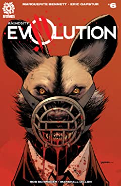 Animosity: Evolution #6