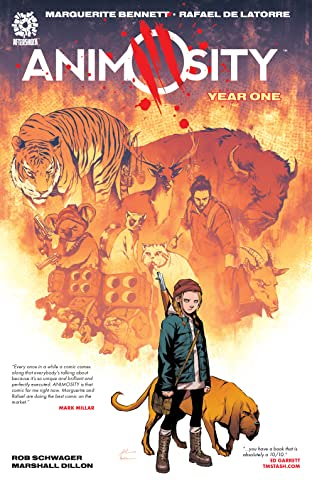 Animosity: Year One
