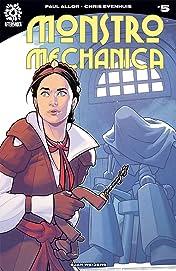 Monstro Mechanica #5