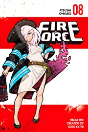 Fire Force Vol. 8