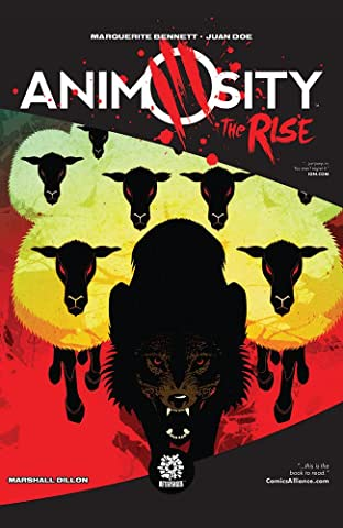 Animosity: The Rise Tome 1