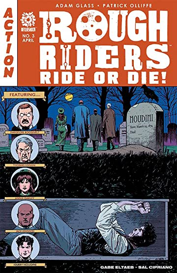 Rough Riders: Ride or Die No.3
