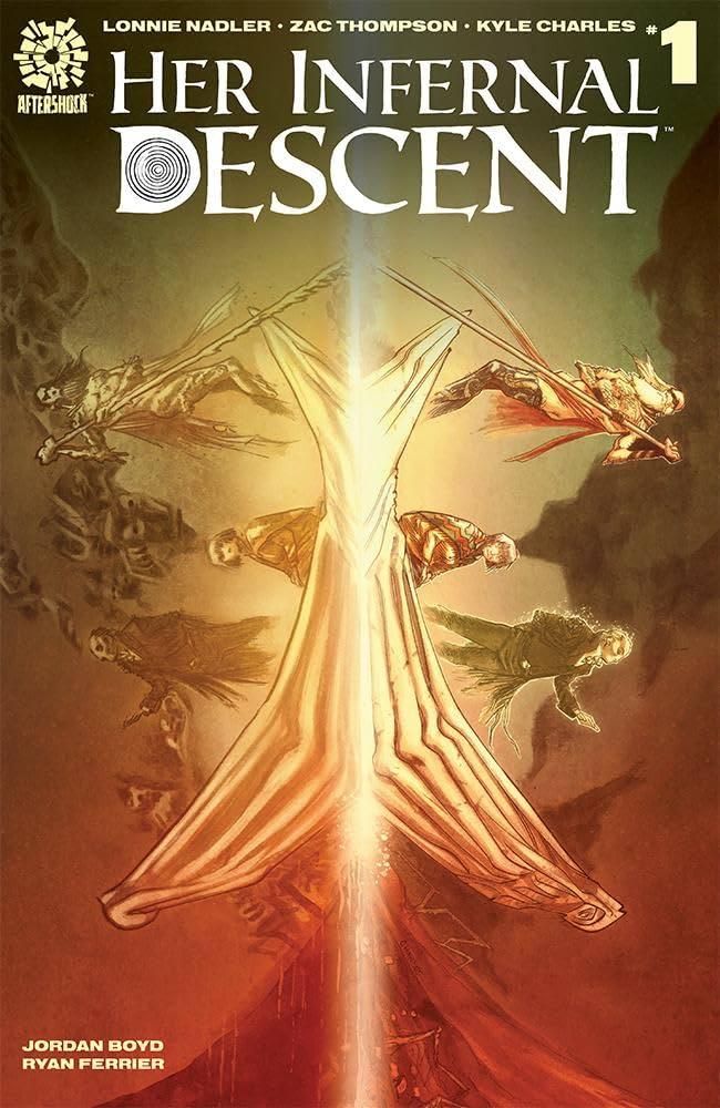 Her Infernal Descent #1