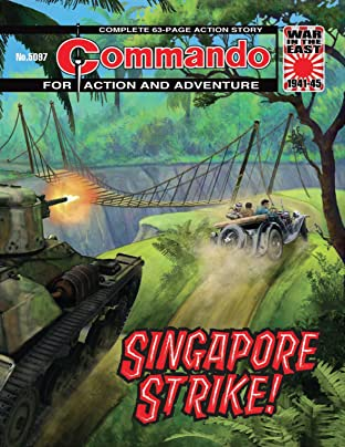 Commando #5097: Singapore Strike!