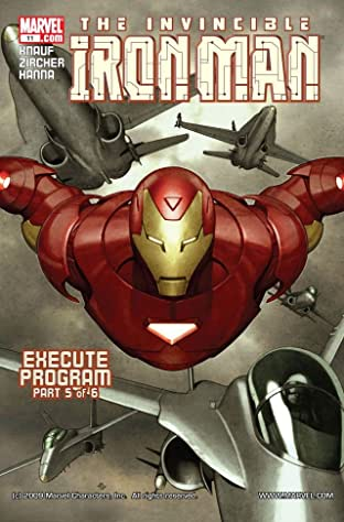 Iron Man (2004-2007) No.11