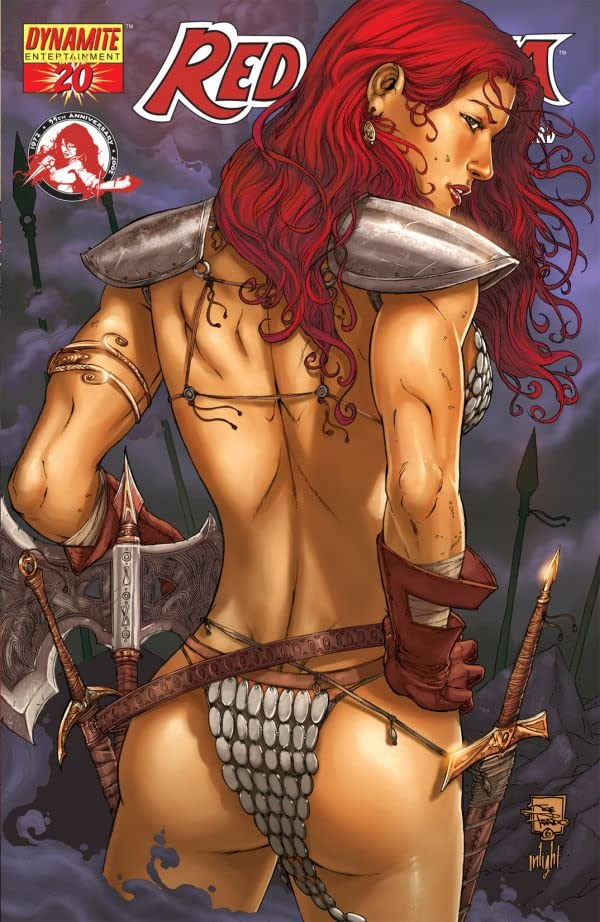 Red Sonja: She-Devil With a Sword #20