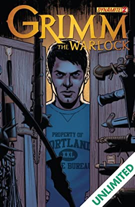 Grimm: The Warlock #2 (of 4): Digital Exclusive Edition