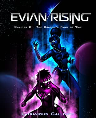 Evian Rising Vol. 2: The Dragon's Fang of War