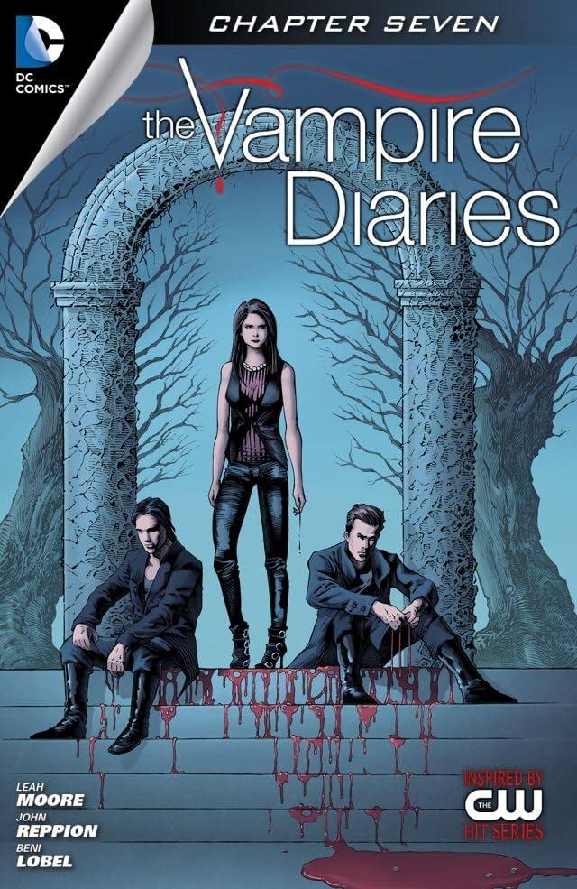 The Vampire Diaries #7