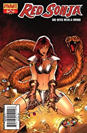 Red Sonja: She-Devil With a Sword #52