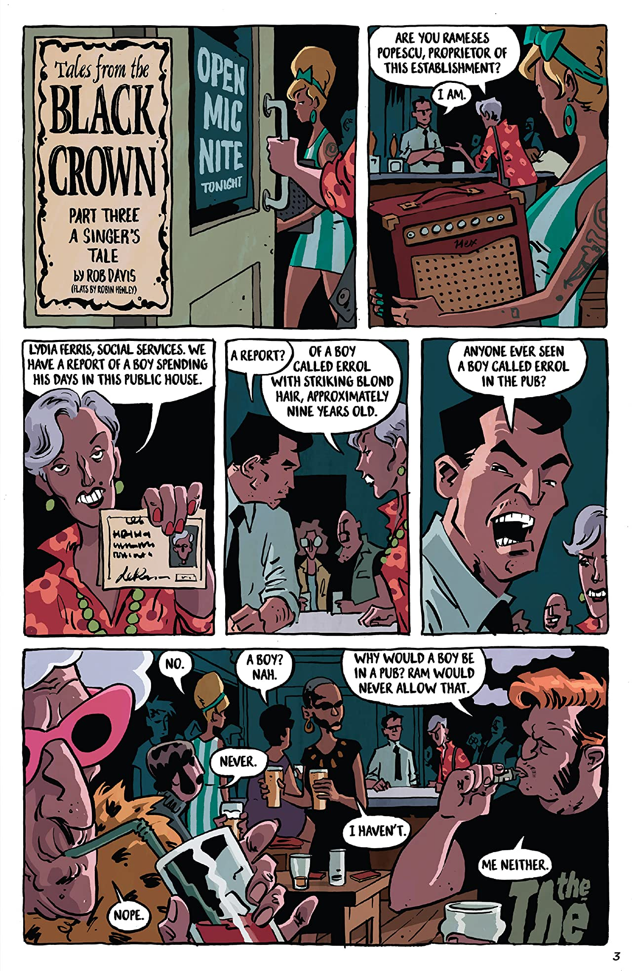 Black Crown Quarterly #3