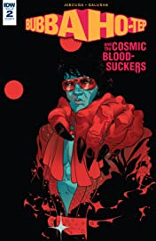 Bubba Ho-Tep and the Cosmic Blood-Suckers #2