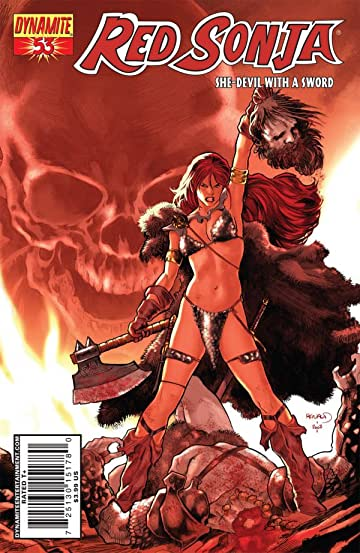 Red Sonja: She-Devil With a Sword #53