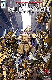 Dungeons & Dragons: Evil at Baldur's Gate #1