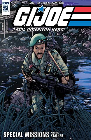 G.I. Joe: A Real American Hero #251