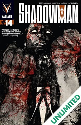 Shadowman (2012- ) #14: Digital Exclusives Edition
