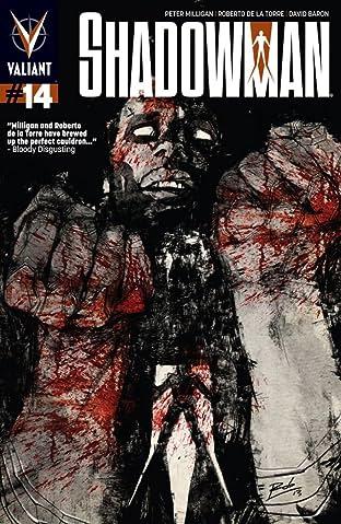Shadowman (2012- ) No.14: Digital Exclusives Edition