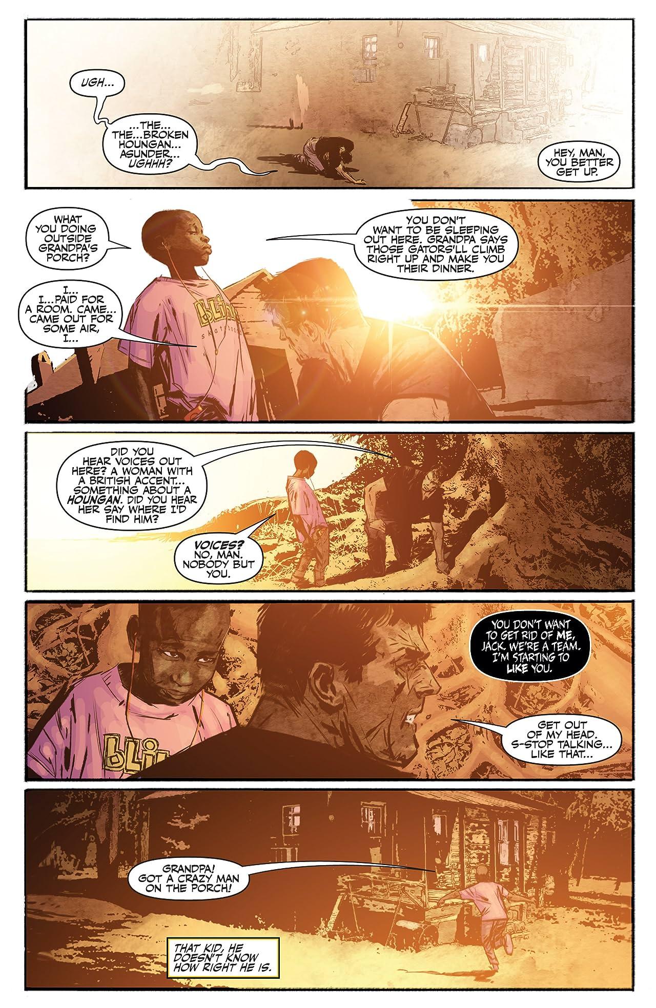 Shadowman (2012- ) #14: Digital Exclusives Edition