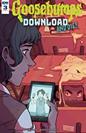 Goosebumps: Download and Die! #3