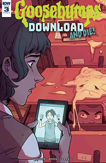 Goosebumps: Download and Die! No.3