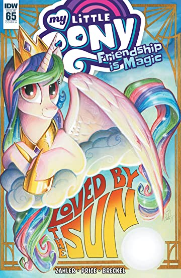 my little pony friendship is magic 65 comics by comixology