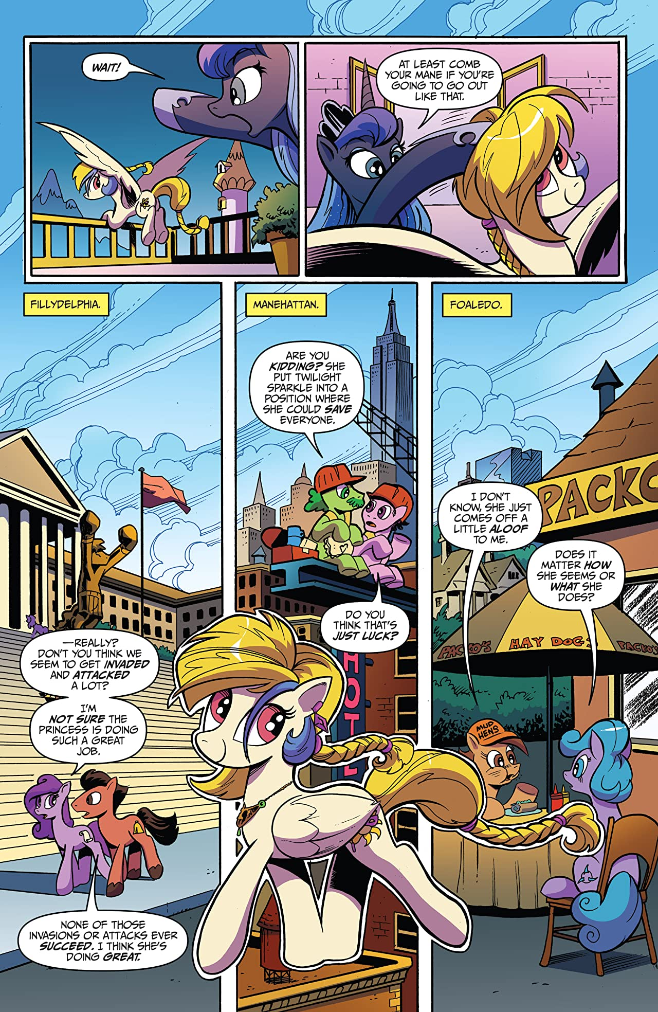 My Little Pony: Friendship is Magic #65