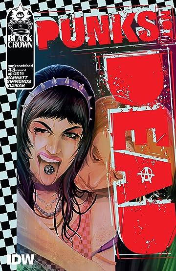 Punks Not Dead #3