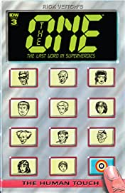 Rick Veitch's The One #3 (of 6)