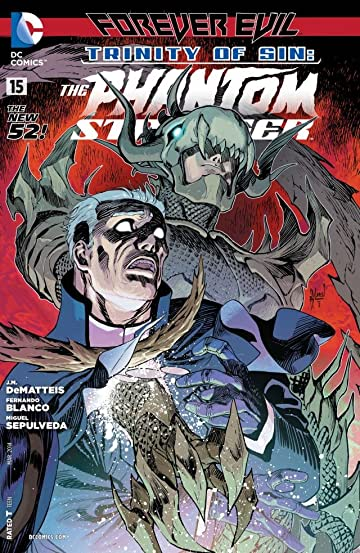The Phantom Stranger (2012-2014) #15