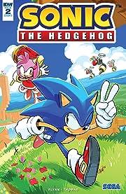 Sonic The Hedgehog (2018-) #2