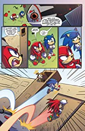 Sonic The Hedgehog (2018-) #3