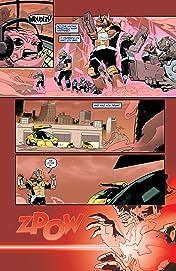 Teenage Mutant Ninja Turtles Universe #21