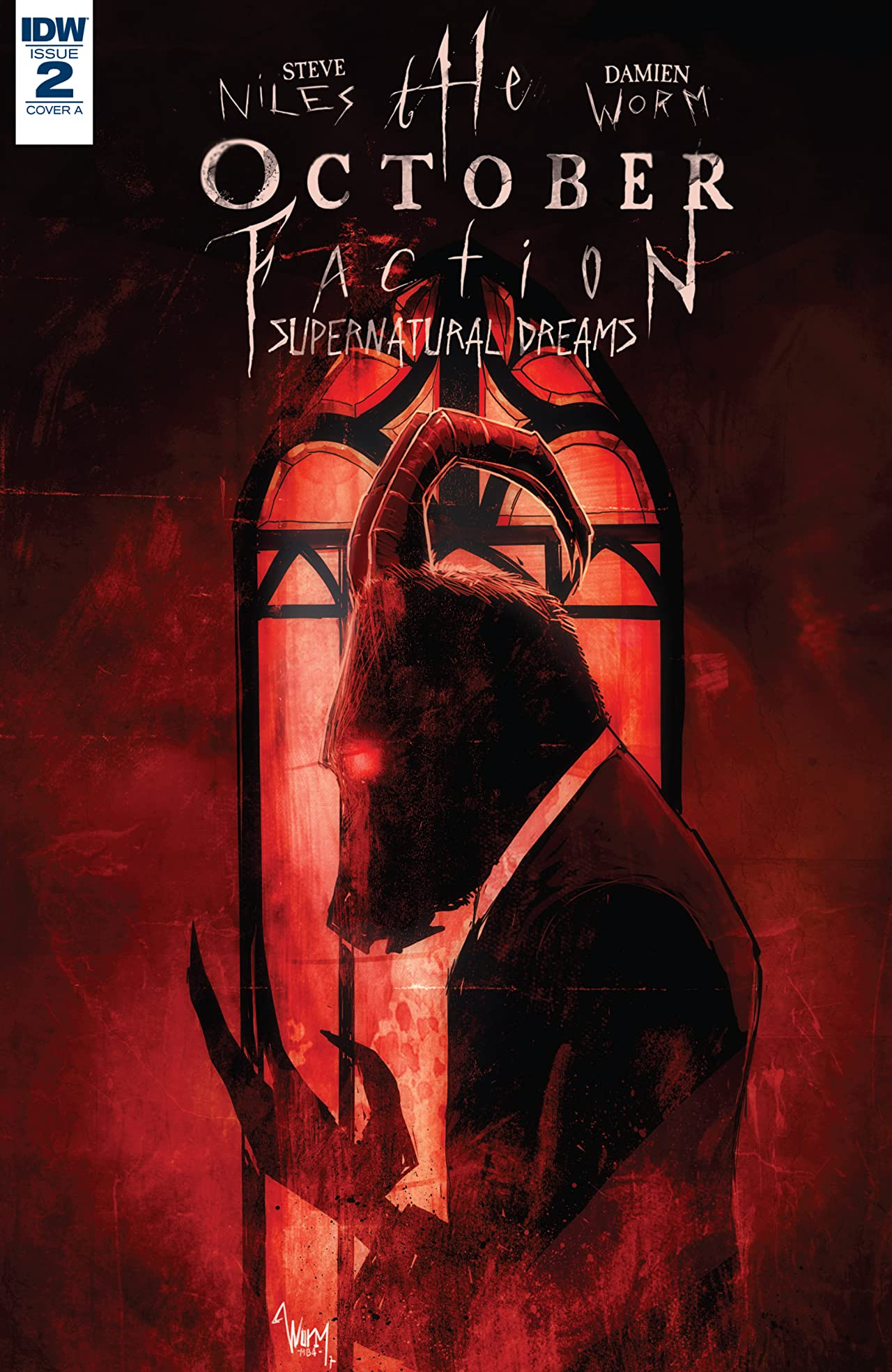 The October Faction: Supernatural Dreams #2