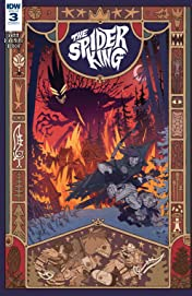 The Spider King #3 (of 4)