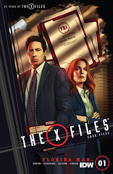 The X-Files: Case Files—Florida Man... No.1 (sur 2)