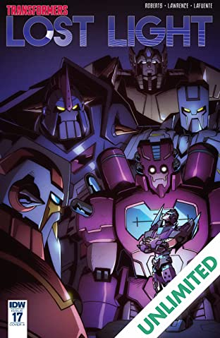 Transformers: Lost Light #17